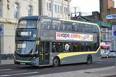 Blackpool Transport 436 SN67WZA (Will Swain) Tags: blackpool 27th october 2019 bus buses transport transportation travel uk britain vehicle vehicles county country england english fylde coast north west 436 sn67wza