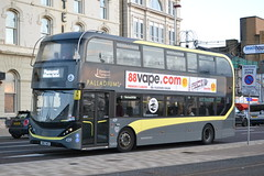 Blackpool Transport 439 SN67WZD (Will Swain) Tags: blackpool 27th october 2019 bus buses transport transportation travel uk britain vehicle vehicles county country england english fylde coast north west 439 sn67wzd