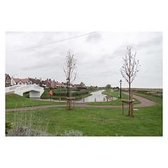 Waterways (John Pettigrew) Tags: lines yarmouth d750 nikon bridge mundane trees imanoot banal topographics ordinary documentary tamron great angles waterways johnpettigrew seaside