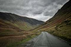 Valley floor - Honister Pass, Cumbria (Nige H (Thanks for 25m views)) Tags: nature landscape lakedistrict honisterpass valley valleyfloor cumbria england