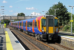 458832 458513 St Margarets (CD Sansome) Tags: south west trains stagecoach train london 458 juniper station st margarets 458513 458532