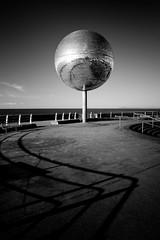 Mirror Ball (aidy14) Tags: blackpool seaside beach mirror ball lancashire