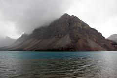 Rainy in the Rockies (JB by the Sea) Tags: banff banffnationalpark alberta canada september2019 rockies rockymountains canadianrockies icefieldsparkway highway93 bowlake