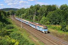 460.019, Bělotín - Hranice na Moravě, 15.8.2019, Os 3317 (Andrej Matoušek) Tags: 460019 morava trains railway train