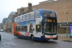 Stagecoach East 10876 YX67VDN (Will Swain) Tags: peterborough 26th october 2019 bus buses transport transportation travel uk britain vehicle vehicles county country england english stagecoach east 10876 yx67vdn