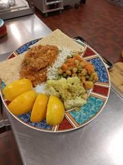 (cafe_services_inc) Tags: cafeservicesinc freshpicks moultonborough plated rice potato veggies