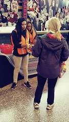 ITA_IDC_SHA_PedUMDBasketball_111019_35 (Idle Time Ads) Tags: streetteam publicoutreach itapromotions idletimeadvertising maryland washington dc virginia pedestrian safety umd collegeparkwalksmart sha mdot