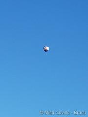 November 18, 2019 - The coolest balloon in Colorado. (Misti Covillo - Brush)