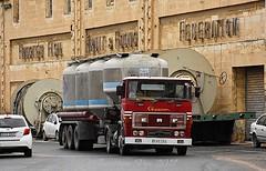 Six F's (ekawrecker) Tags: truck lorry malta fas151 freedom frostedfishfruitfoodsfederation freedomfleet c38