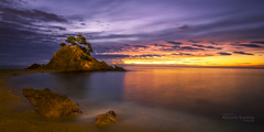 Amanecer fallido _XT26681-1 (Alberto Estella) Tags: longexposure morning sea sun seascape clouds sunrise landscape rocks fuji cloudy fujifilm fujinon largaexposicion llargaexposicio light sunset costa lake cold ice mar agua paisaje arena cielo nubes catalunya montaña mirador barcelona blue españa mountains water beautiful europe playa panoramic bosque campo roca reflejos bahía océano albertoestella paysage nisi nisifilters caproig cap roig
