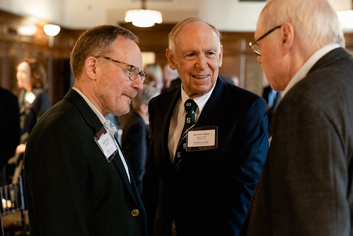 President's Welcome Luncheon in NYC, November 2019