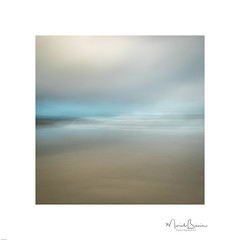 Down by the Sea (ICM & Me) Tags: norway lofoten flakstad 2019 skagsanden icm intentionalcameramovement blur flou abstract abstrait beach plage