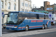 Elgar Coaches HEK965 (Will Swain) Tags: blackpool 27th october 2019 bus buses transport transportation travel uk britain vehicle vehicles county country england english fylde coast north west elgar coaches hek965