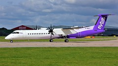 G-JECP (AnDyMHoLdEn) Tags: flybe bombardier dash8 egcc airport manchester manchesterairport 23l