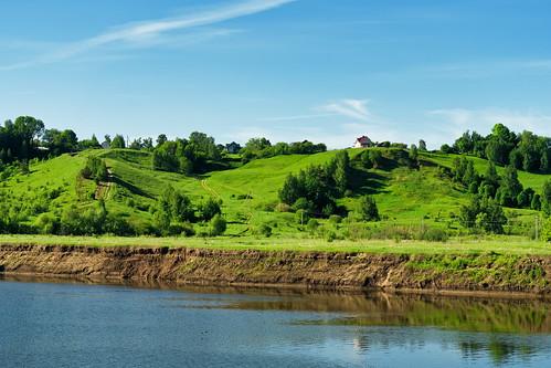 Oka River ©  Alexxx Malev