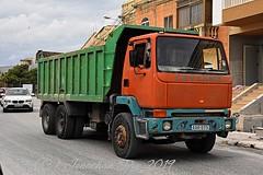 Classic Constructor (ekawrecker) Tags: truck lorry tipper benne camion malta