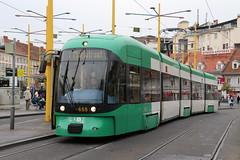 2019-10-28, Graz, Jakominiplatz (Fototak) Tags: tram strassenbahn cityrunner bombardier gvb graz ligne1 austria bim 655