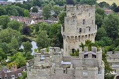 Warwick Castle, Warwick 13/07/2019 (Gary S. Crutchley) Tags: william the conqueror 1 i first warwick castle warwickshire fortress medieval uk great britain england united kingdom nikon d800 history heritage travel raw