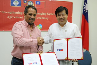 Belize and Taiwan Sign Agreement for Improvement of Medical Imaging Services
