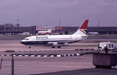 Boeing 737 (Pentakrom) Tags: london heathrow airport boeing 737 british airways