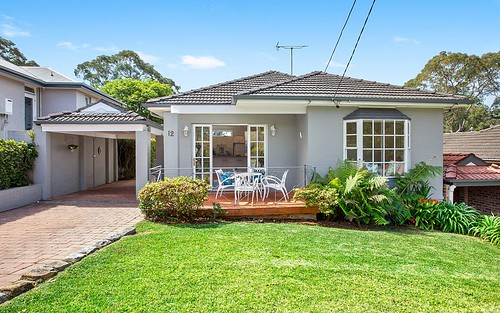 12 Valley Rd, Balgowlah Heights NSW 2093