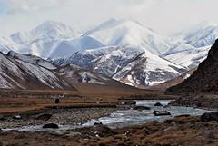 Tíbet. Pronto llegará el invierno. Winter is coming soon. (felixubeda60.fud) Tags: tibet montañas