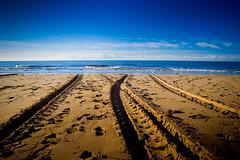 Heading West (aidy14) Tags: beach blackpool seaside sea seashore lancashire