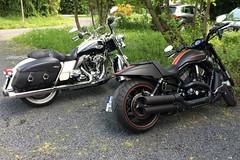 2016-05-26 iP JB 4674b#co1ER (cosplay shooter) Tags: moto motorrad motorcycle motorbike bike x201911 100c dreifelderweiher westerwald 100z nightrodspecial vrod roadking vrscdx