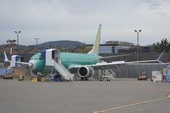 G-TUMA (LAXSPOTTER97) Tags: tui airways gtuma boeing 737 7378 max cn 44593 ln 7211 kittila aviation airport airplane krnt