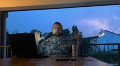 Night of the Walking Dead (Alliat) Tags: dd dungeonsdragons roleplay timing lighting thunder sky creepy nightofthewalkingdead dm beer blue thunderstorm chroatia
