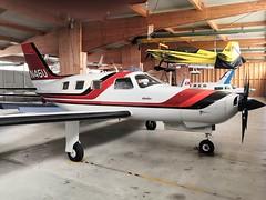 N46U Piper Malibu  Birrfeld (LSZF) (liekwxtt43) Tags: n46u pa46 malibu piper lszf