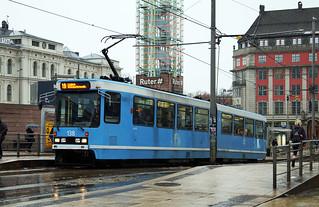 Ruter / Oslo Trikk SL-79