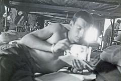 1963.04.023 ALGERIE - BLIDA - Quartier de la 3° batterie, le luxe (alainmichot93 (Bonjour à tous - Hello everyone)) Tags: 1963 algérie blida 404°gaal servicemilitaire alainmichot