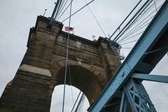 (Sean Davis) Tags: cincinnati johnaroebling ohio bridge suspensionbridge newport kentucky unitedstatesofamerica