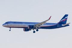 VP-BFX | Aeroflot Airlines | Airbus A321-211(WL) | CN 7749 | Built 2017 | MAD/LEMD 26/09/2019 (Mick Planespotter) Tags: aircraft airport 2019 adolfosuárez barajas madridbarajas madrid flight jet spotter aviation avgeek plane planespotter airplane aeroplane nik sharpenerpro3 vpbfx aeroflot airlines airbus a321211wl 7749 2017 mad lemd 26092019 a321