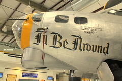 Pima Air & Space Museum (Tucson, Arizona) (wyliepoon) Tags: pima air space museum airplane aircraft exhibition aerospace tucson arizona warplane military 390th memorial boeing b17 flying fortress bomber world war two 2 ii
