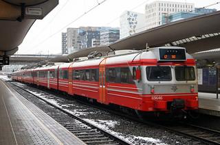 NSB BM.69646 - Oslo Central Station