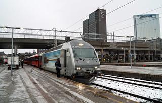 NSB EL18 2245 - Oslo Sentralstasjon