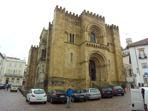 The Cathedral of Coimbra