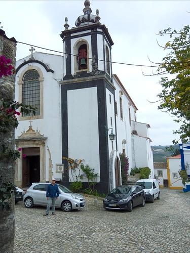 The Igreja de Santa Maria