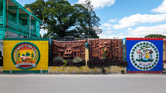 Orange Walk Town - [Belize] (2OZR) Tags: belize monument histoire culture
