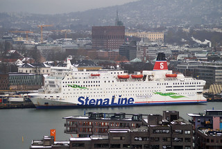 MS Stena Saga - Oslo Havn