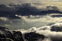 Pilatus - Obwalden/Nidwalden - Schweiz (Felina Photography - www.mountainphotography.eu) Tags: pilatus obwalden nidwalden schweiz svizzera switzerland swiss alps mountainphotography mountain photography felina felinafoto clouds nuvole alpi montagne montagna