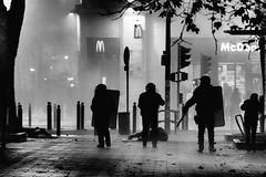 Night story... (JM@MC) Tags: marseille protest manifestation night streetphotography police
