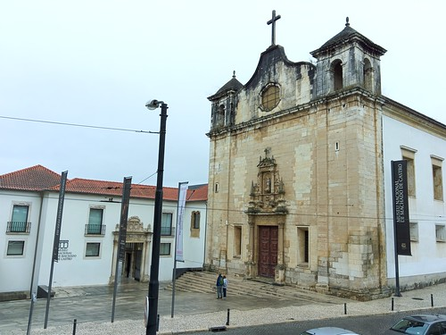 The excellent Museu Nacional de Machado de Castro is built over a Roman Forum
