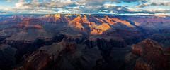 Grand Canyon_pan01 (Wizum) Tags: utah arizona canyon grandcanyons grandcanyonsnationalpark coloradoriver southrim panoramic christmas day 2018
