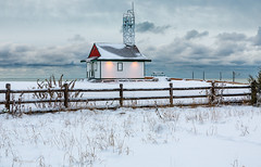 Leuty Lifeguard Station after a fresh snow (Phil Marion (177 million views - THANKS)) Tags: sunrise sunset dusk fun shadows hdr snow art model feet canon5diii 5d3 canon toronto canada candid architecture street portrait landscape wildlife nature explored bird urban flowers macro insect sony nikon longexposure ontario phil marion philmarion philippemarion explore skyline cityscape home sky water outside beach dog old young indoors travel night smiling