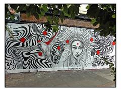 STREET ART by LUKE GRAY (StockCarPete) Tags: lukegray streetart londonstreetart urbanart graffiti londongraffiti shoreditch shoreditchart london uk