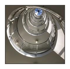 staircase (Körnchen59) Tags: staircase treppe licht schatten hamburg körnchen59 elke körner iphone