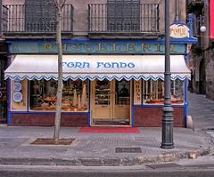 Pasteleria Forn Fondo, Palma de Mallorca (Nick_Fisher) Tags: mallorca forn fondo palma nickfisher pasteleria retail bakery patisserie storefront easyhdr